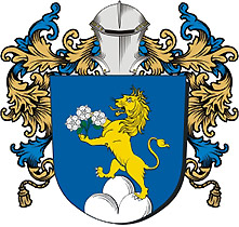 Langenberg family shield
